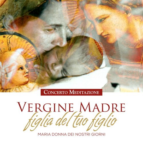 COPERTINA Vergine Madre Figlia del tuo Figlio quadrata