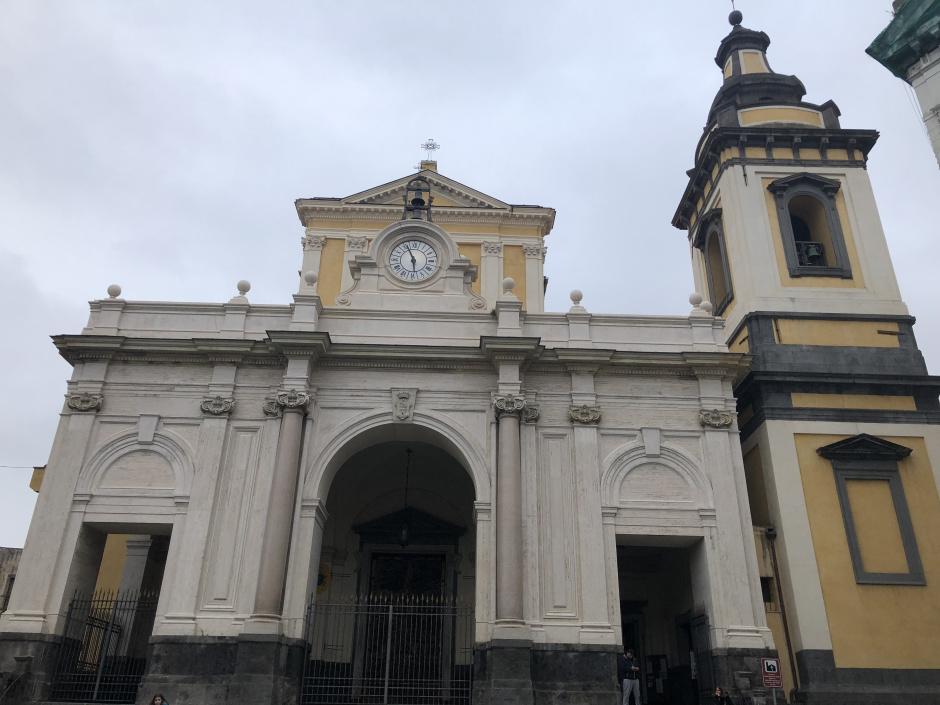 Cattedrale di Santissima Maria Assunta e San Catello
