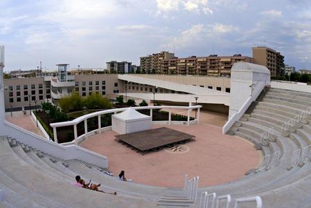 Anfiteatro della Pace - Mongolfiera Japigia